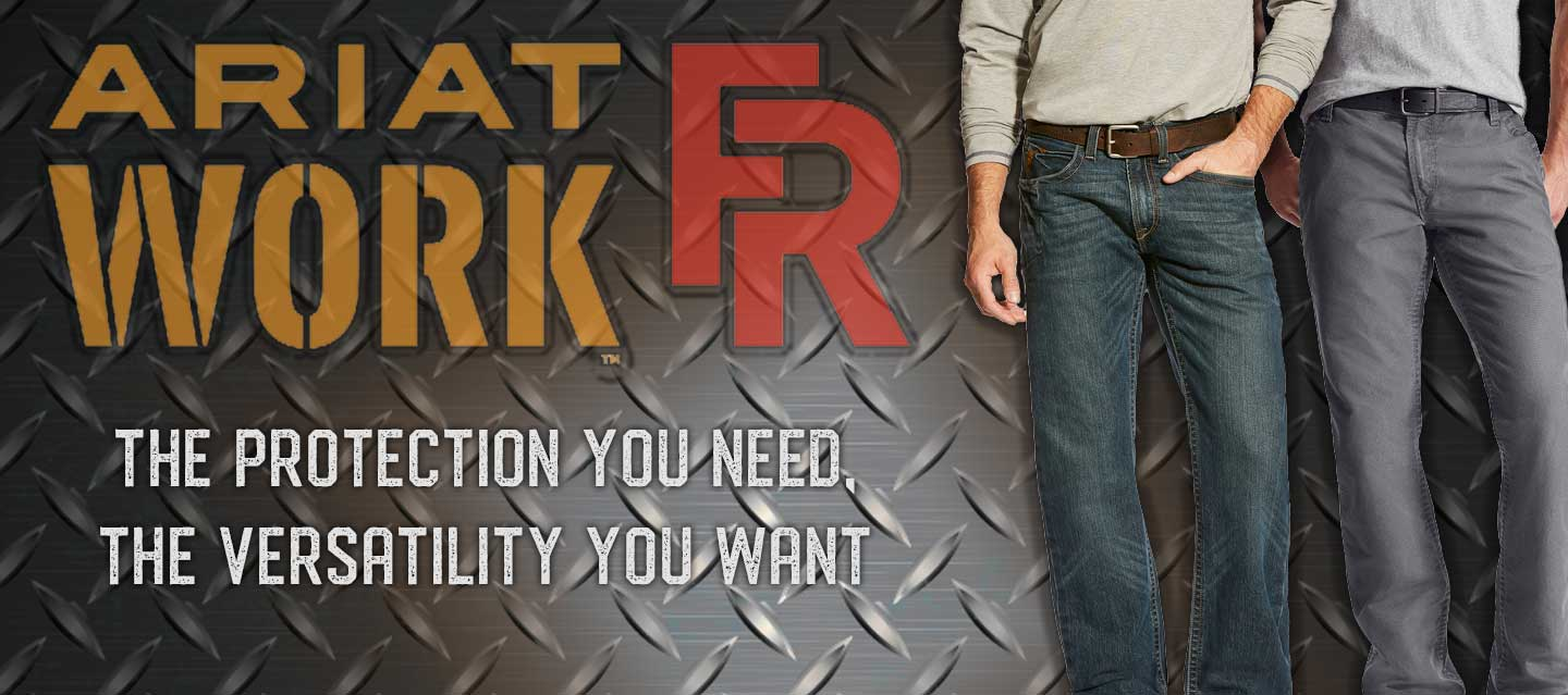 ariat flame resistant work shirts wyoming