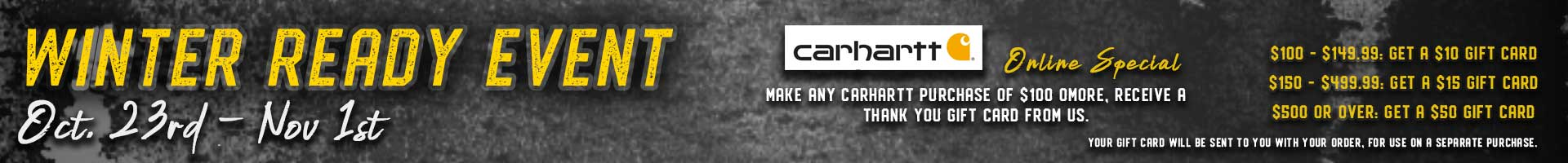 carhartt clothing on sale
