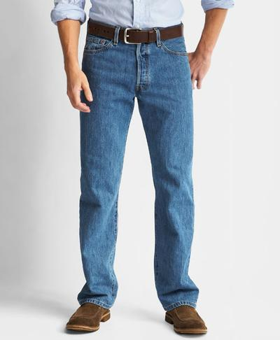 Levis 501 ® Original Jeans - Medium Stonewash