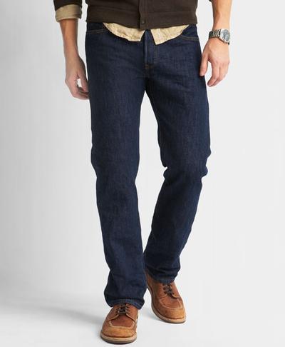 Levis 501 ® Original Jeans - Rinsed Indigo