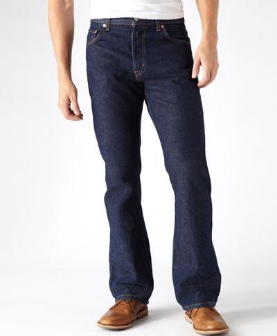 Levis Boot Cut 517 ® Jeans - Rigid Indigo