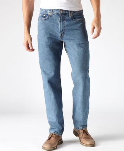 Levis Relaxed Fit 550 ™ Jeans - Med Stonewash