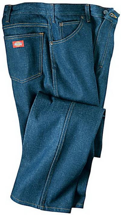 Dickies 9393 14 Oz Denim 5 Pocket Jean