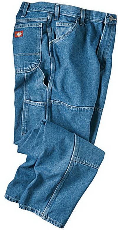 Dickies 20694 Double Knee Carpenter Jeans