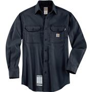 Carhartt FRS160 Twill Shirt with Pocket Flaps DNY