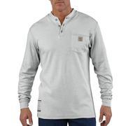 Carhartt FRK293 Long-Sleeve Henley LGY