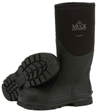 Muck Boots Chore ™ Hi- Cut Steel Toe