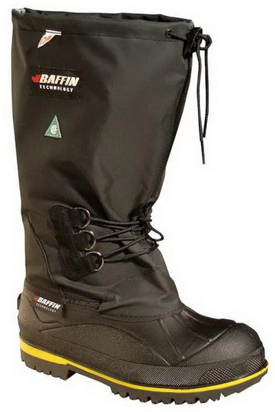 Driller - 100gel Steel Toe & Plate
