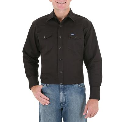 Wrangler ® Ms70819 Western Twill Shirt
