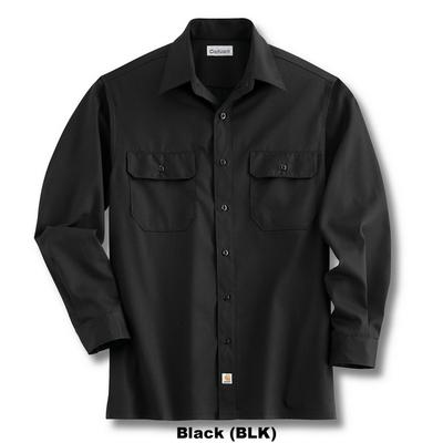 Carhartt S224 Long Sleeve Twill Work Shirt