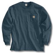 Carhartt K126 Long Sleeve Workwear T-Shirt BLS