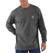 Carhartt K126 Long Sleeve Workwear T-Shirt CHR