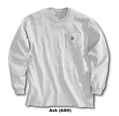 Carhartt K126 Long Sleeve Workwear T- Shirt