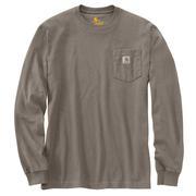 Carhartt K126 Long Sleeve Workwear T-Shirt DES