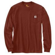 Carhartt K126 Long Sleeve Workwear T-Shirt R19