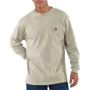 Carhartt K126 Long Sleeve Workwear T-Shirt SND