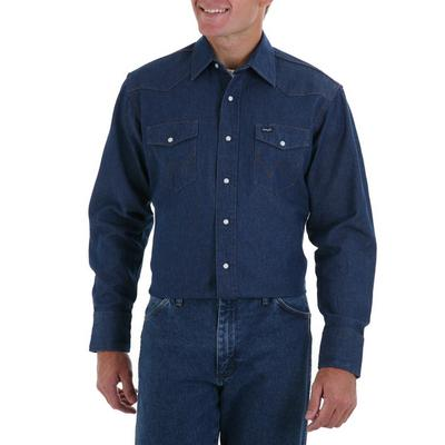 Wrangler ® 70127bt Cowboy Cut ® Western Shirt