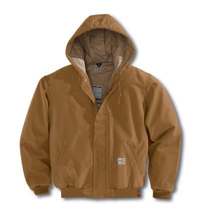 Carhartt Frj184 Duck Active Jacket/Lined