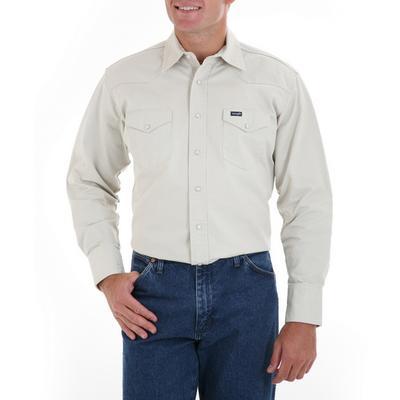 Wrangler ® Ms71319 Western Twill Shirt