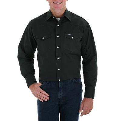 Wrangler ® Mw9771g Western Twill Shirt