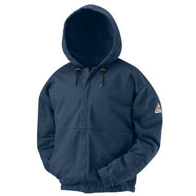 Bulwark Seh6 Zipper Front Sweatshirt