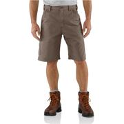Carhartt B147 Canvas Work Short LBR