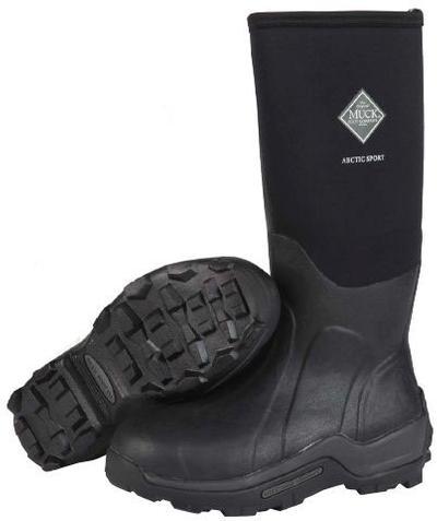 Muck Boots Asp- Stl Steel Toe Arctic Sport
