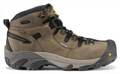 Keen 1007003 Men's Detroit Mid Safety Toe
