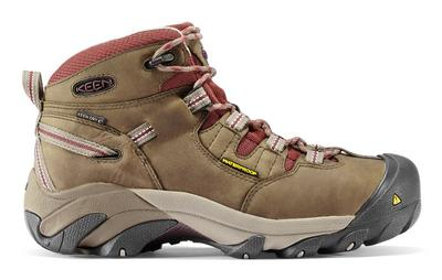 Keen 1007014 Women's Detroit Mid Safety Toe