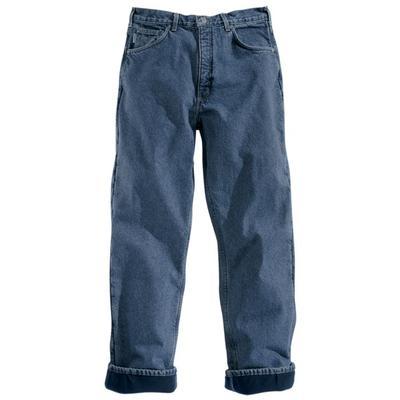 Carhartt 100160 Men's Fr Lined Jean