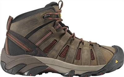 Keen 1007972 Men's Flint Mid Safety Toe