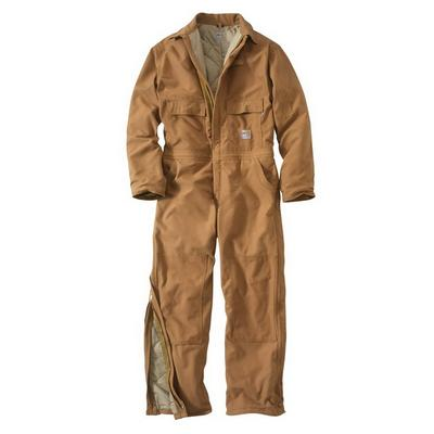 Carhartt 100196 Mens ' Fr Insulated Coveralls