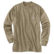 Carhartt 100235 Mens' FR Force Cotton Shirt 250