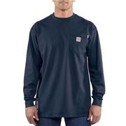 Carhartt 100235 Mens' FR Force Cotton Shirt 410