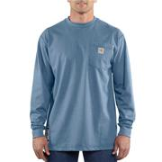 Carhartt 100235 Mens' FR Force Cotton Shirt 465
