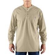 Carhartt 100237 Mens' Force Cotton Henley 261