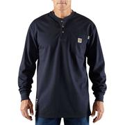 Carhartt 100237 Mens' Force Cotton Henley 410