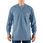 Carhartt 100237 Mens' Force Cotton Henley 465