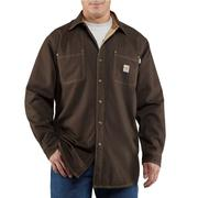 Carhartt 100432 Mens' FR Canvas Shirt Jacket 201