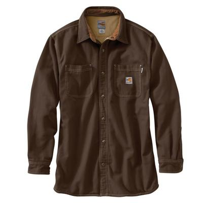 Carhartt 100432 Mens ' Fr Canvas Shirt Jacket