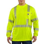 Carhartt Frk003 Mens ' Fr Hi- Viz Shirt