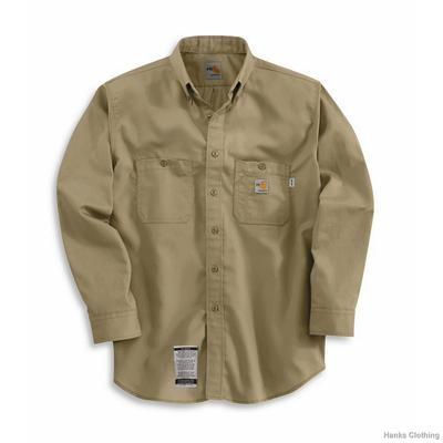 Carhartt Frs003 Fr Button Down Shirt Hrc 2