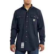 Carhartt FRS003 FR Button Down Shirt HRC 2 DNY