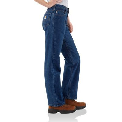 Carhartt Womens Wfrb160 Flame Resistant Jean