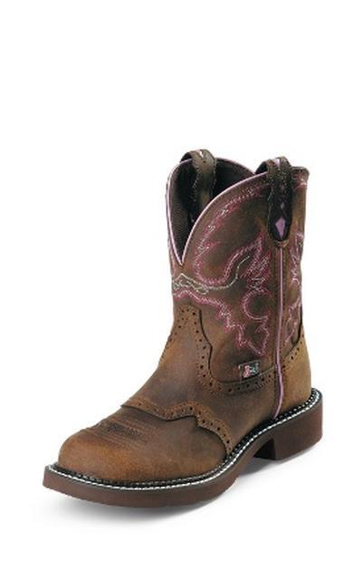 Justin Wkl9980 Womens Steel Toe