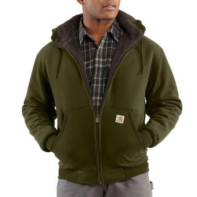 Carhartt 100072 Brushed Fleece Sweatshirt