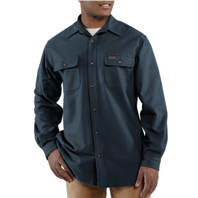 Carhartt 100080 Mens Chamois Long- Sleeve
