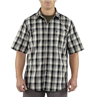 Carhartt 100387 Mens Essential Plaid Shirt
