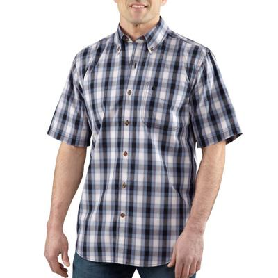 Carhartt 100388 Mens Bellevue Plaid Shirt