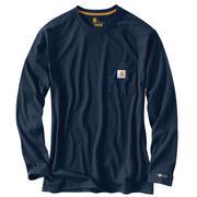 Carhartt 100393 Long Sleeve Force Cotton 412